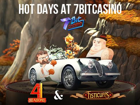 Hot Days at 7BitCasino!