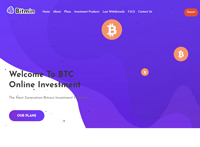 BTC Online Investment