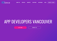 Top App Developers Vancouver